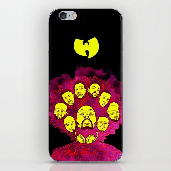 Wu-Tang Purple Haze iPhone & iPod Skin