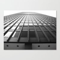 Chicago Building 1 Canvas Print