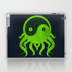 yin yang cthulu Laptop & iPad Skin