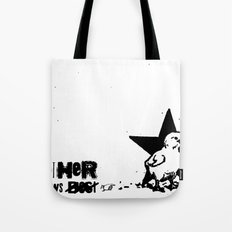 Mother Knows...  Tote Bag