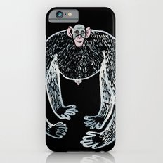 ape and his little friend iPhone 6 Slim Case