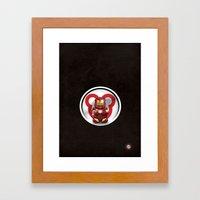 Super Bears - The Invinc… Framed Art Print
