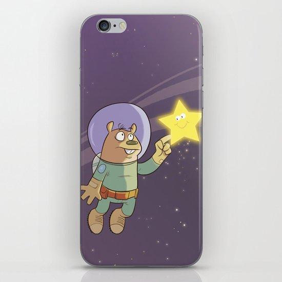 Star Shine iPhone & iPod Skin