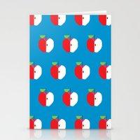 Fruit: Apple Stationery Cards