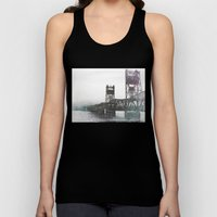 Stillwater Lift Bridge Unisex Tank Top