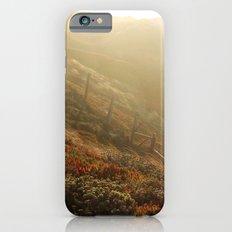 big sur cliffs iPhone 6 Slim Case