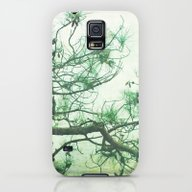 Winter Pine Galaxy S5 Slim Case