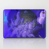 Acrylic Jelly Fish iPad Case