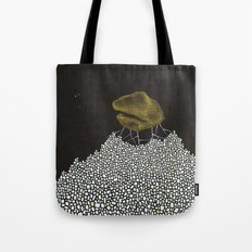 Fenugreek Mountain Tote Bag
