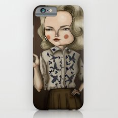 Betty Draper (Mad men) iPhone 6 Slim Case