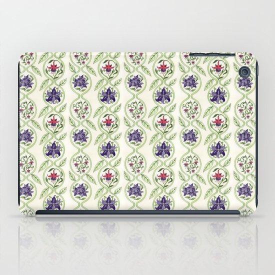 Nouveau Florals iPad Case