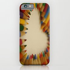 you color my world  iPhone 6 Slim Case