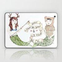 You Can Be You Laptop & iPad Skin