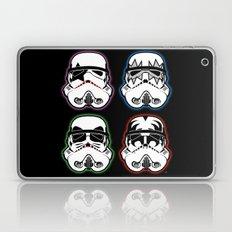 Kiss Troopers Laptop & iPad Skin