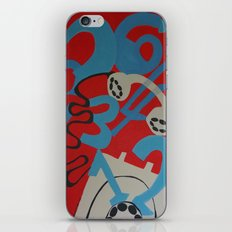 All Numbers iPhone & iPod Skin