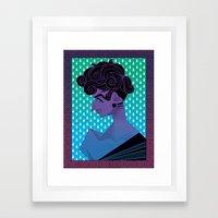 www2 Framed Art Print