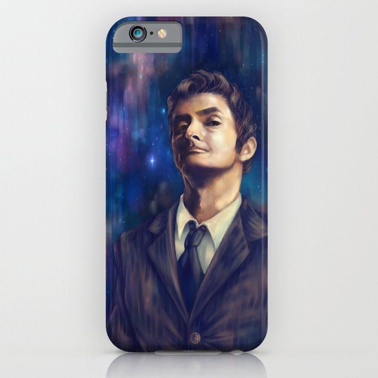 The Time Lord iPhone & iPod Case