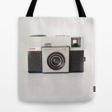 vintage camara Tote Bag