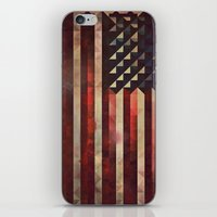 1776 iPhone & iPod Skin