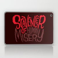 Scavenger of Human Misery Laptop & iPad Skin