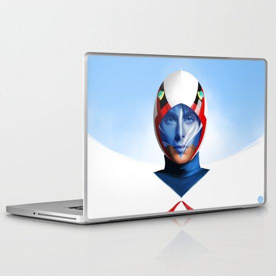 ACE GOODHEART Laptop & iPad Skin