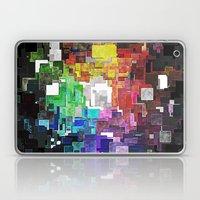 Spectral Geometric Abstract Laptop & iPad Skin