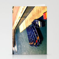 Row Boats Stationery Cards
