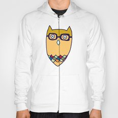 Owl hipster Hoody