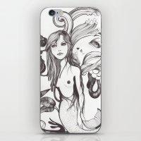 Mundo Sumergido iPhone & iPod Skin