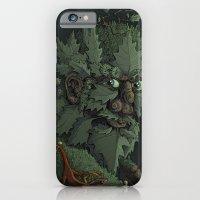 Green Man iPhone 6 Slim Case