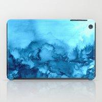 INTO ETERNITY, TURQUOISE… iPad Case