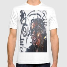 weezy f Mens Fitted Tee SMALL White