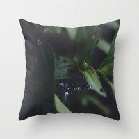 Summer Dew V.01 Throw Pillow