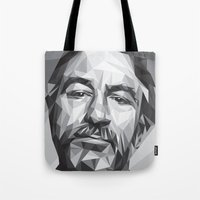 Robert De Niro Tote Bag