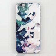 Palette No. Seventeen iPhone & iPod Skin