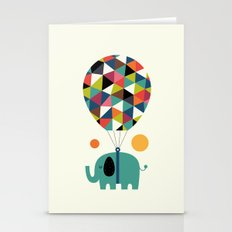 Fly High And Dream Big Stationery Cards