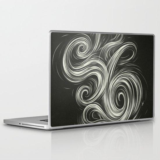 Smoke6 Laptop & iPad Skin