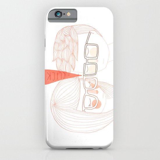 Nerd Kiss iPhone & iPod Case