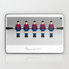 table football - Barcelona Laptop & iPad Skin