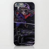 Rocket Raccoon  iPhone 6 Slim Case