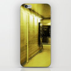Rush hour iPhone & iPod Skin