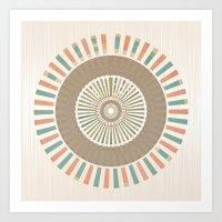infinity Art Prints featuring Infinity by Tammy Kushnir