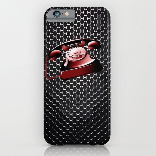 TELEPHONE iPhone & iPod Case