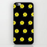 lazy eye iPhone & iPod Skin
