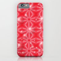 iPhone & iPod Case featuring Merry christmas bubbly world by Pink grapes