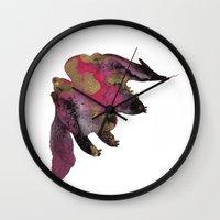 A N T E A T E R Wall Clock