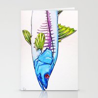 Uncommon Snook Stationery Cards