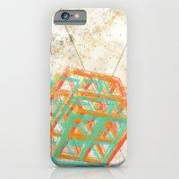 Geometric Grunge One iPhone 6 Slim Case