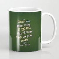 Teach Me Mug