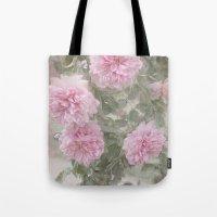 Rosen Blüten Tote Bag